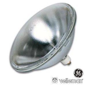 Lâmpada PAR56 GX16D 300W 230V Ge VELLEMAN - (LAMP300P56S)