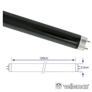 Lâmpada Tubular 40W 230V Fluorescente UV Philips - (LAMP40TBL/PH)