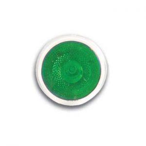 Lâmpada MR16 50W 230V Halogéneo Verde VELLEMAN - (LAMP504G)