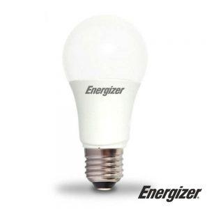 Lâmpada E27 8.2W LED Globo 4000K 820lm ENERGIZER - (S17228)