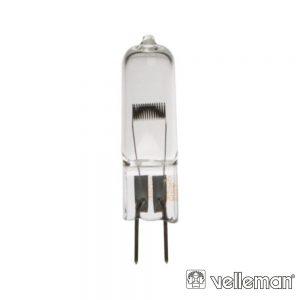 Lâmpada G6.35 250W 24V Halogéneo Osram VELLEMAN - (LAMPOS64657)