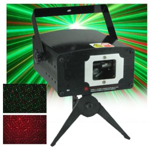 Laser 150mW Vermelho/Verde - (LASERMINI155A)