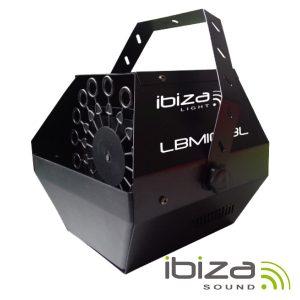 Máquina De Bolhas 25W Preta IBIZA - (LBM10-BL)