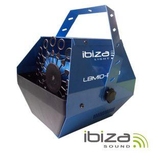 Máquina De Bolhas 25W Azul IBIZA - (LBM10-BLU)