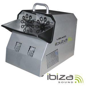 Máquina De Bolhas Dupla 300W 2.5l IBIZA - (LBM20)