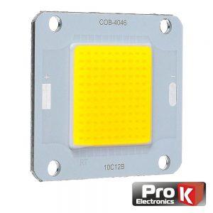LED Array Alto Brilho 50W Branco Frio PROK - (LED50CWN)