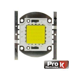 LED Array Alto Brilho 20W Branco Frio PROK - (LED20CW)