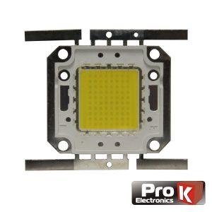 LED Array Alto Brilho 80W Branco Frio PROK - (LED80CW)