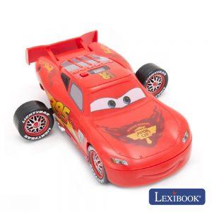 Leitor De Cd C/ 2 Mic Bat Cars Lexibook - (RCD200DC)
