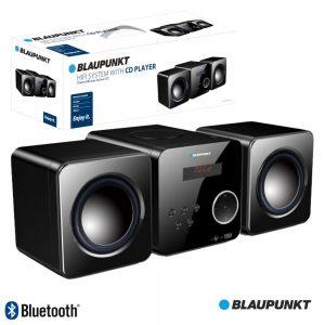 Leitor Cd Hifi BT/USB/Aux/FM 2 Colunas Comando BLAUPUNKT - (BLP8200)