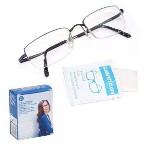 Conjunto 30 Panos P/ Limpeza de Óculos/Ecrãs/Viseiras - (LIMPLEN01)