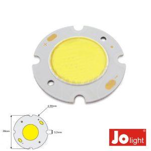 LED Array Alto Brilho 40W Branco Frio Jolight - (LL3040)
