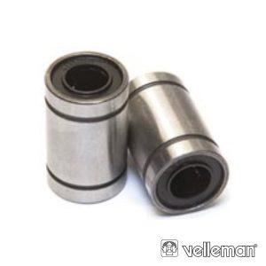 Rolamento Linear P/ Impressora 3d K8200 VELLEMAN - (LM8UU/SP)