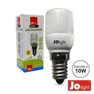 Lâmpada E14 1W=10W 230V 1 LED Branco Quente Jolight - (LS250WW)