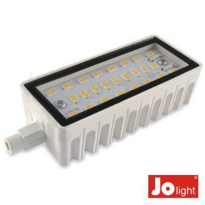 Lâmpada R7s 10W 230V LED Branco Quente Jolight - (LS514-12WW)
