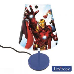 Candeeiro Decorativo Avengers Lexibook - (LT010AV)