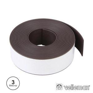 Fita Adesiva Magnética 300 X 2.5cm - (MAGNET9)