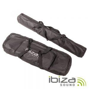 Mala P/ Suportes C/ Projetores De Luz DJlight IBIZA - (DJLIGHT-BAG)