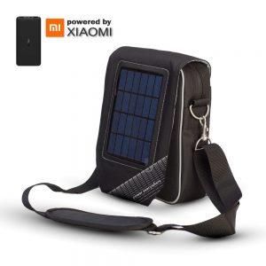 Bolsa C/ Painel Solar A-Solar E Powerbank 10000mAh Xiaomi - (AB311)