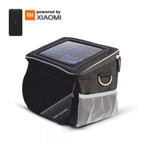 Bolsa C/ Painel Solar A-Solar E Powerbank 10000mAh Xiaomi - (AB313)