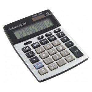 Máquina Calculadora 12 Dígitos - (ECL102)