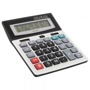 Máquina Calculadora 12 Dígitos - (ECL103)