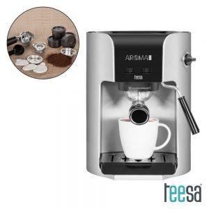 Máquina De Café Elétrica 3 EM 1 1400W TEESA - (TSA4002)