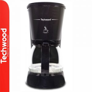 Máquina De Café Elétrica C/ Jarro 750ml 650W TECHWOOD - (TCA-686)