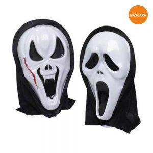 Máscara Scream - (MASK-SCREAM)