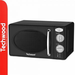 Microondas 20 Litros 700W Preto TECHWOOD - (TMO-2036)