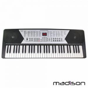 Orgão Teclado Elétrico Musical 61 Teclas Madison - (MEK61128)