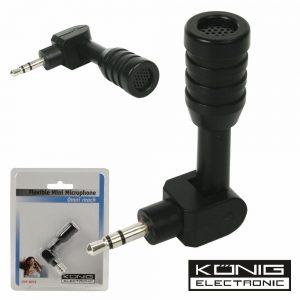 Microfone Mini P/ Portatil/Pc - (MIC9)