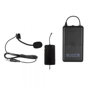 Microfone Lapela S/ Fios UHF 500-999MHz - (MICLAPL5)