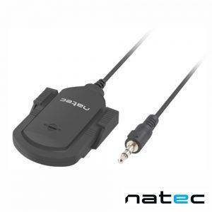 Microfone P/ Pc Jack 3.5mm NATEC - (NMI-1352)