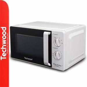 Microondas 20 Litros 700W Branco TECHWOOD - (TMO-270)
