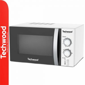 Microondas 25 Litros 900W Branco TECHWOOD - (TMO-2532)