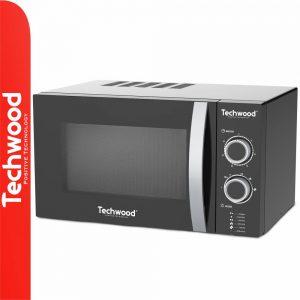 Microondas 25 Litros 900W Preto TECHWOOD - (TMO-2539)