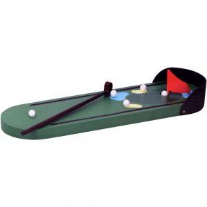 Campo de Mini-Golf P/ Crianças 32x9.5x3.5cm - (MINIGOLF-01)