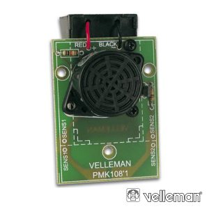 Kit Alarme De Água VELLEMAN - (MK108)