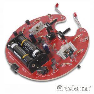 Kit Robô Microbug VELLEMAN - (MK129)