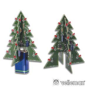 Kit Árvore De Natal Em 3D VELLEMAN - (MK130)