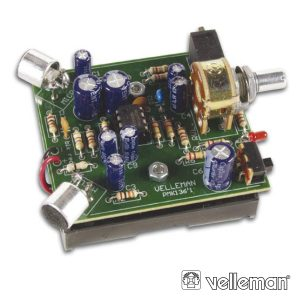 Kit Auricular Super St VELLEMAN - (MK136)