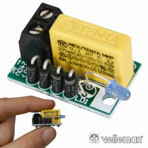 Kit LED P/ Voltagem AC VELLEMAN - (MK181)