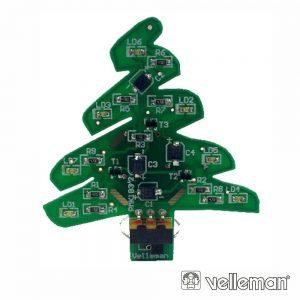Kit Árvore De Natal USB SMD VELLEMAN - (MK183)