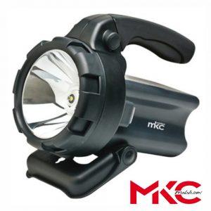 Lanterna LED 1 LED 1W Recarregável Ac/DC - (MKC-2136)