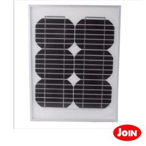 Painel Fotovoltaico 21.2V 5W Silicio Monocristalino JOIN - (MM005-12/1)