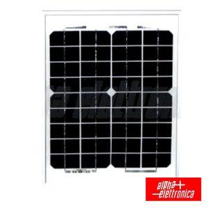 Painel Fotovoltaico 12V 10W Silicio Monocristalino JOIN - (MM010-12/1)