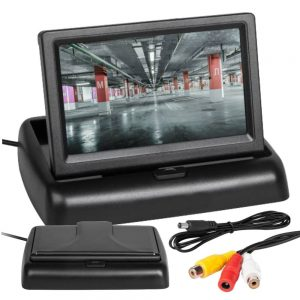 """Monitor Digital Tft Lcd A Cores 4.3"""" - (PY0107)"""
