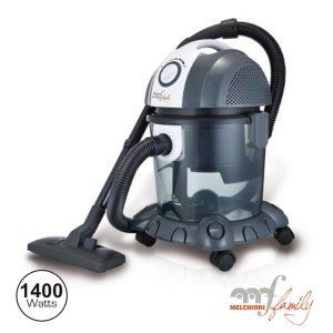 Aspirador C/Filtro Água 1400W Mfamily - (MR BIN G)