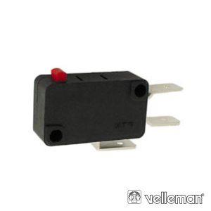 Comutador MicrosWitch 12a VELLEMAN - (MS12)
